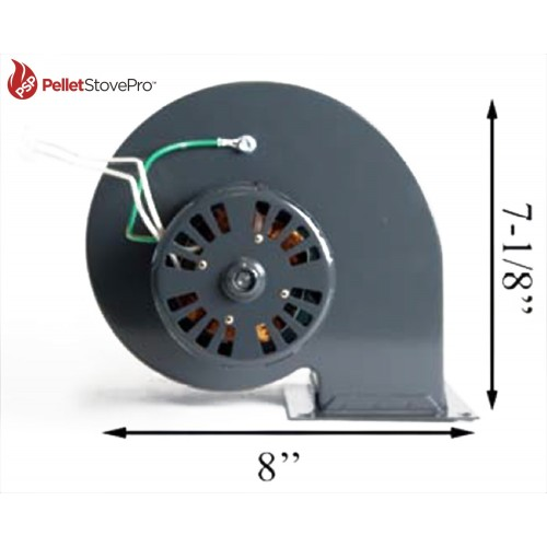 Envirofire pellet stove convection motor blower 11 1220 g for High efficiency blower motor
