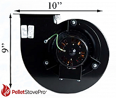 Englander Pellet Large Convection Blower Fan 11-1216 G