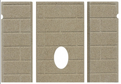 Whitfield Advantage I Firebrick Cerra Board  24220200  PP1001