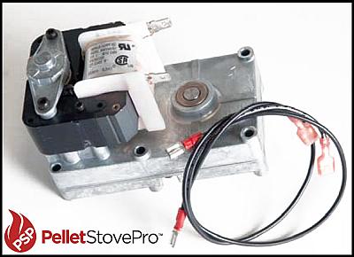 Pel Pro, Danson, Glo Boy, Vulcan Pellet Auger Motor  8121220 MFR KS50101010
