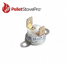 Breckwell Pellet & Gas Proof of Fire Switch - Low Limit Disc 1/2 inch, C-E-090-22C, 60T22