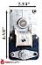 Ashley Pellet Stove 1 RPM Auger Motor  80488  121011