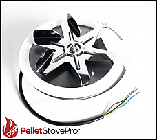 Quadrafire 1100i Pellet Combustion Exhaust Fan - 812-1110 G