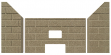 Whitfield Pellet Firebrick Cerra Traditions