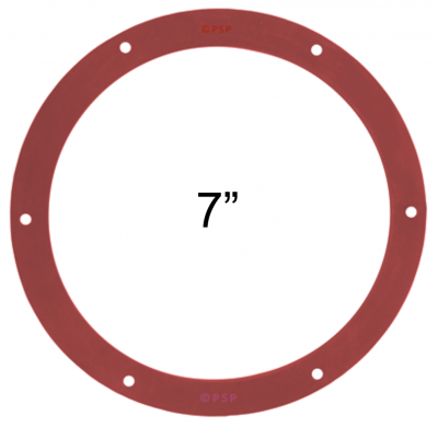 Whitfield Profile, Optima Series, Traditions Pellet Exhaust Combustion Blower 7 inch Gasket 151026 FC