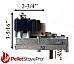 Austroflamm Integra Pellet 1 RPM Auger Motor   RPP102658