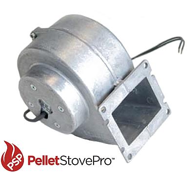 Quadrafire 1100i small Pellet Convection Blower 8121100
