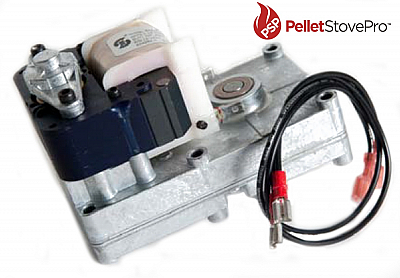 Regency Pellet Stove 1 RPM Auger Agitator Motor