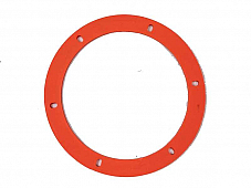 Breckwell Pellet 6  inch Exhaust Blower Silicone Gasket - C-G-105