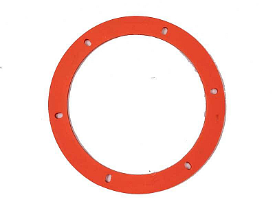 Breckwell Pellet 6  inch Exhaust Blower Silicone Gasket  CG105
