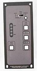 Bosca Spirit & Classic 500 Pellet Stove 4-Level Control Board 12720002