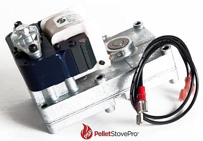 Whitfield Pellet Auger Motor 1 RPM 121010 MFR
