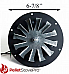 AVALON NEWPORT Pellet Stove exhaust Combustion Blower  101111 G