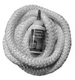 7/8 Inch Rope Gasket Kit for Wood Pellet and Gas Stoves - 15-1031 MFR