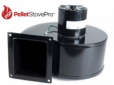 PEACOCK STOVE  CONVECTION BLOWER FAN  111214 G
