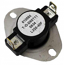 Bosca Pellet High Limit Switch F140 (3/4 inch) 12720006