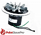 WHITFIELD PELLET STOVE EXHAUST COMBUSTION MOTOR PROFILE 20 & 30 - 10-1111 G