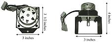 Heatilator PS50 Pellet Stove 2 RPM Auger Motor