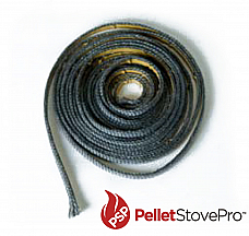 King Ashley Pellett Stove 5500M Pellet Glass Gasket Kit