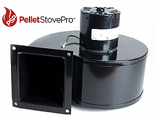 NATIONAL STEEL PELLET STOVE - CONVECTION BLOWER FAN - 11-1214 G