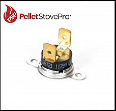 Earth Stove Pellet High Limit Switch (1/2 inch) - 104696 FC