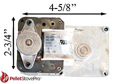 Breckwell Pellet 4 RPM Auger Motor - C-E-010