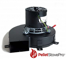 HEAT TECH PELLET STOVE - EXHAUST COMBUSTION MOTOR 812-0051 G