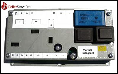 Austroflamm Integra II Pellet Circuit Board  B15499 MFR