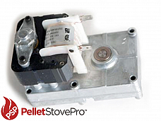 England Pellet Stove Auger Motor 10+ Year Lifespan - 100% Money Back Guarantee!! - 812-0170