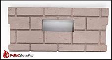 Whitfield Pellet Firebrick Cerra Board for Quest (Square) - OEM Part - 16-1016 G - 17250029