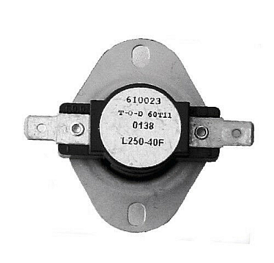 Whitfield Pellet Stove High Limit Switch L250 12147705
