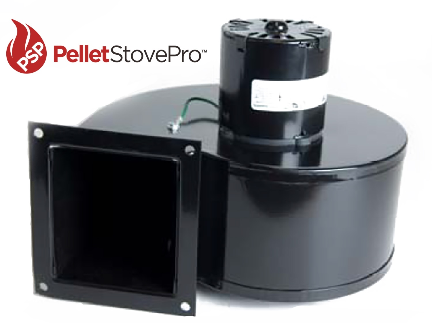 Country comfort stove convection blower fan 11 1214 g - Pellet stoves clean comfort ...